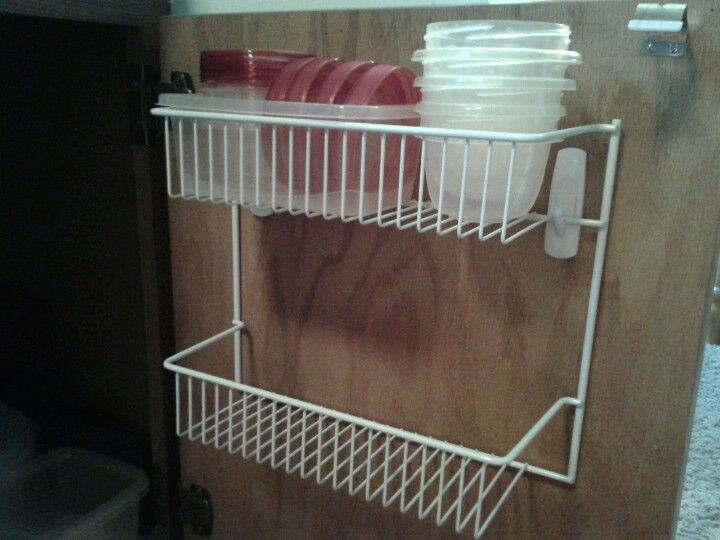 Hang A Closetmaid Pantry Organizer Shelf On The Inside Of Your Cupboard  Door With Command™ Brand Hooks And Keep Your Containers Organized And  Easily ...