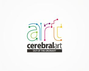Cerebral Art, advertising agency, logo, logos, redesign ...