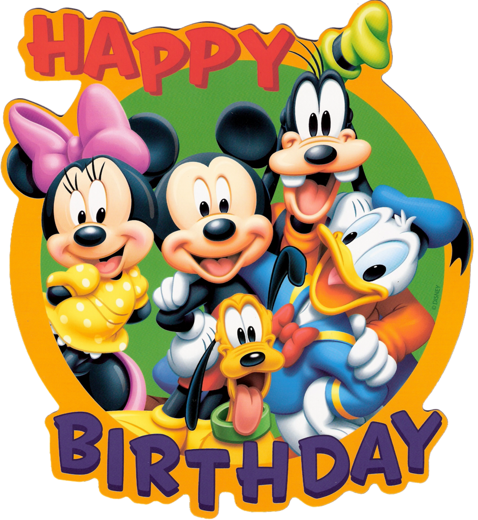Happy Birthday Walt Disney Disney Verjaardag Mickey Verjaardag