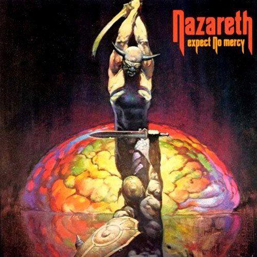 Nazareth Expect No Mercy Vinyl Lp Hard Rock Covers