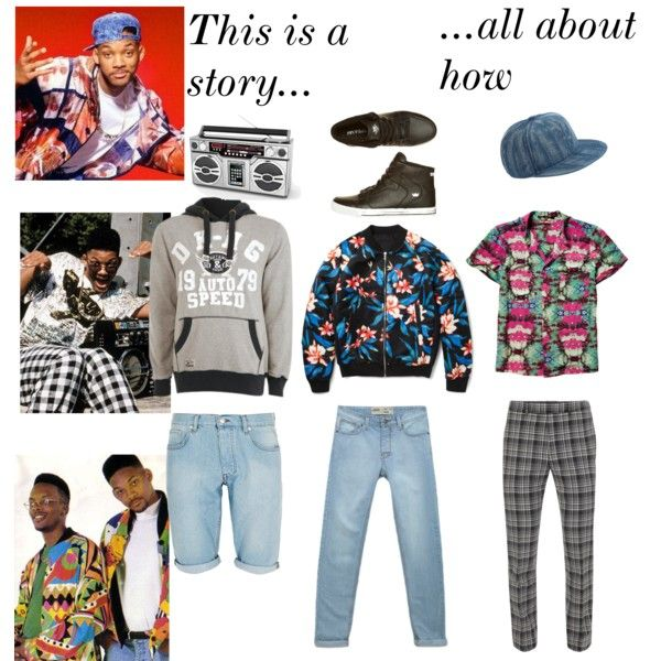 unlikely style icons  the fresh prince of bel air  fresh
