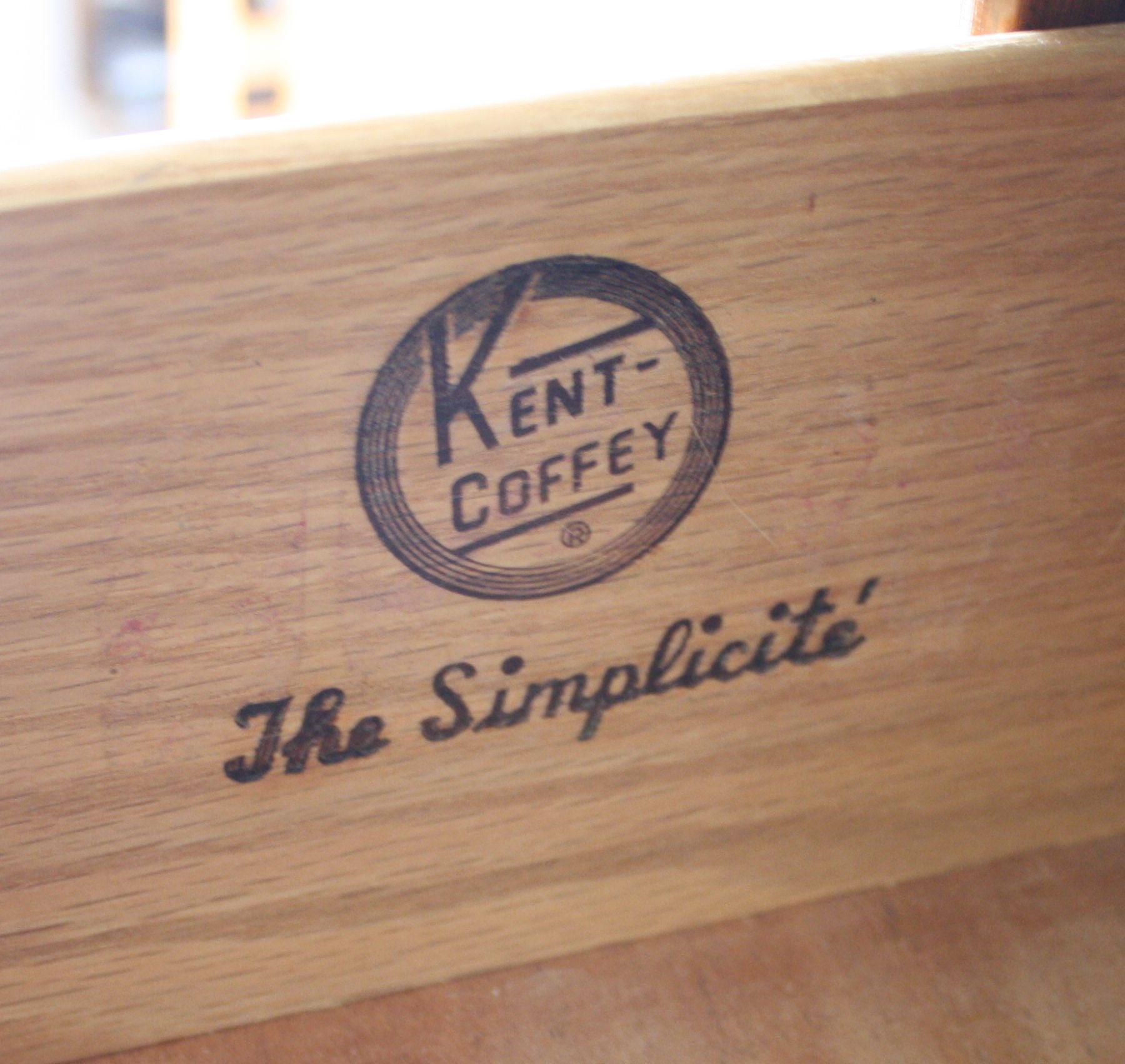 Kent Coffey Picked Vintage Kent Coffey Kent Coffey Furniture Furniture Maker