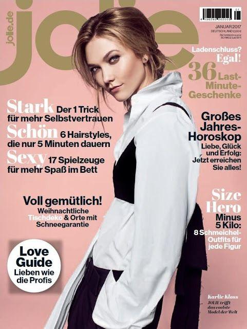 Fashion fan blog from industry supermodels Karlie Kloss - Jolie