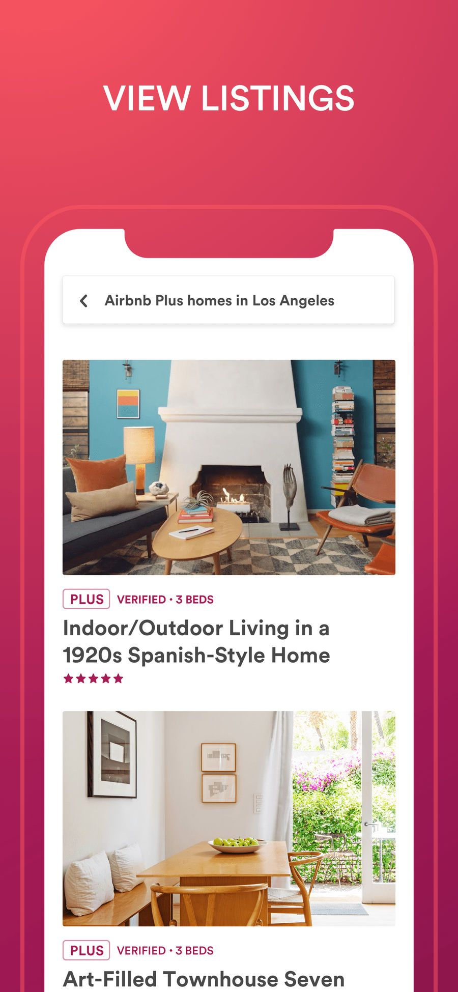 Airbnb appsappappstoreios spanish style home indoor
