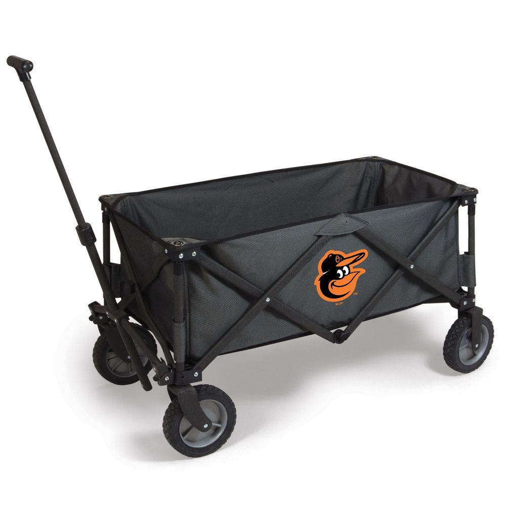 Baltimore Orioles Adventure Utility Wagon & Cooler