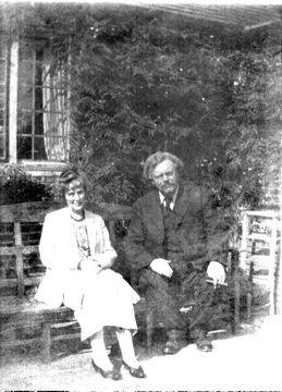 G K France Chesterton Escritore Filosofia Letras Gk Essay Pdf