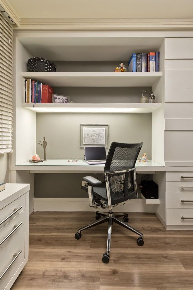 Cool and cozy home office design ideas that can boost your productivity small decor organization homeoffice also beautiful makes you enjoy working rh pinterest