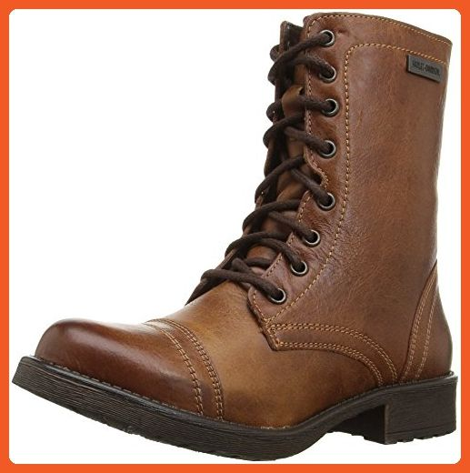 445192530717 Harley-Davidson Women s Arcola Work Boot