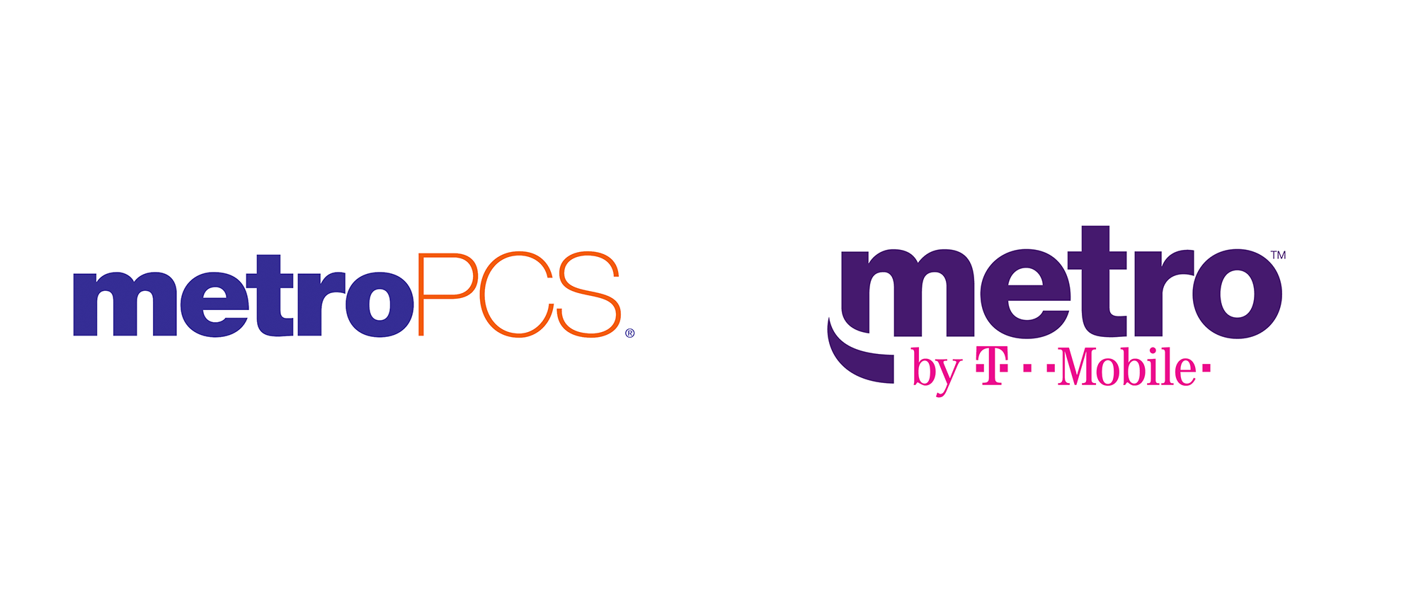 Noted New Name And Logo For Metro By T Mobile New Names Tech Company Logos Logos