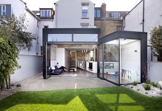 A Period Extension That Pulls Out All The Stops Home Pinterest