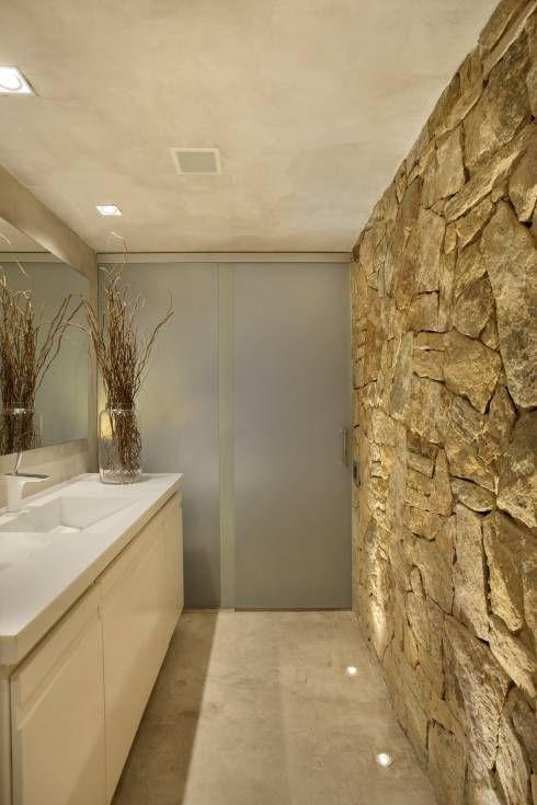 Diese 14 Bader Mit Naturstein Wirst Du Lieben Homify Moderne Wohnung Badezimmereinrichtung Design Fur Zuhause