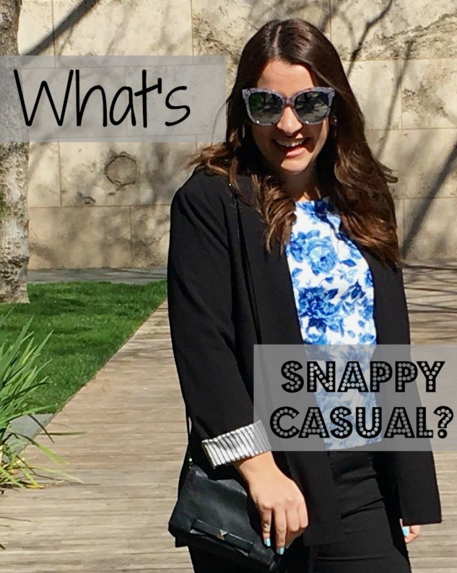 ba9fb9751f6 what s snappy casual  Sororities use this term all time