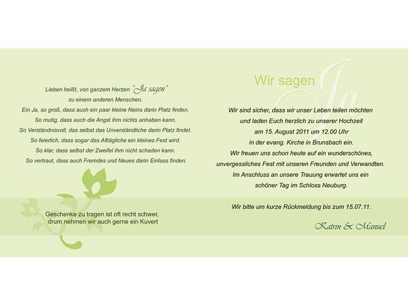 Einladungstext Hochzeit Einladungen Hochzeit Hochzeitskarten Einladung Einladungskarten Hochzeit Text