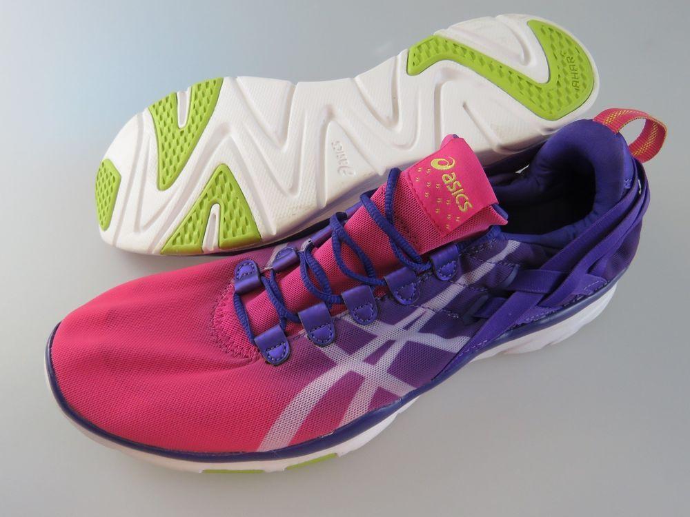 44b684c402a ASICS GEL-Fit Sana Training Shoes Pink Purple S465N Women s US Shoe Size 11   ASICS  CrossTraining