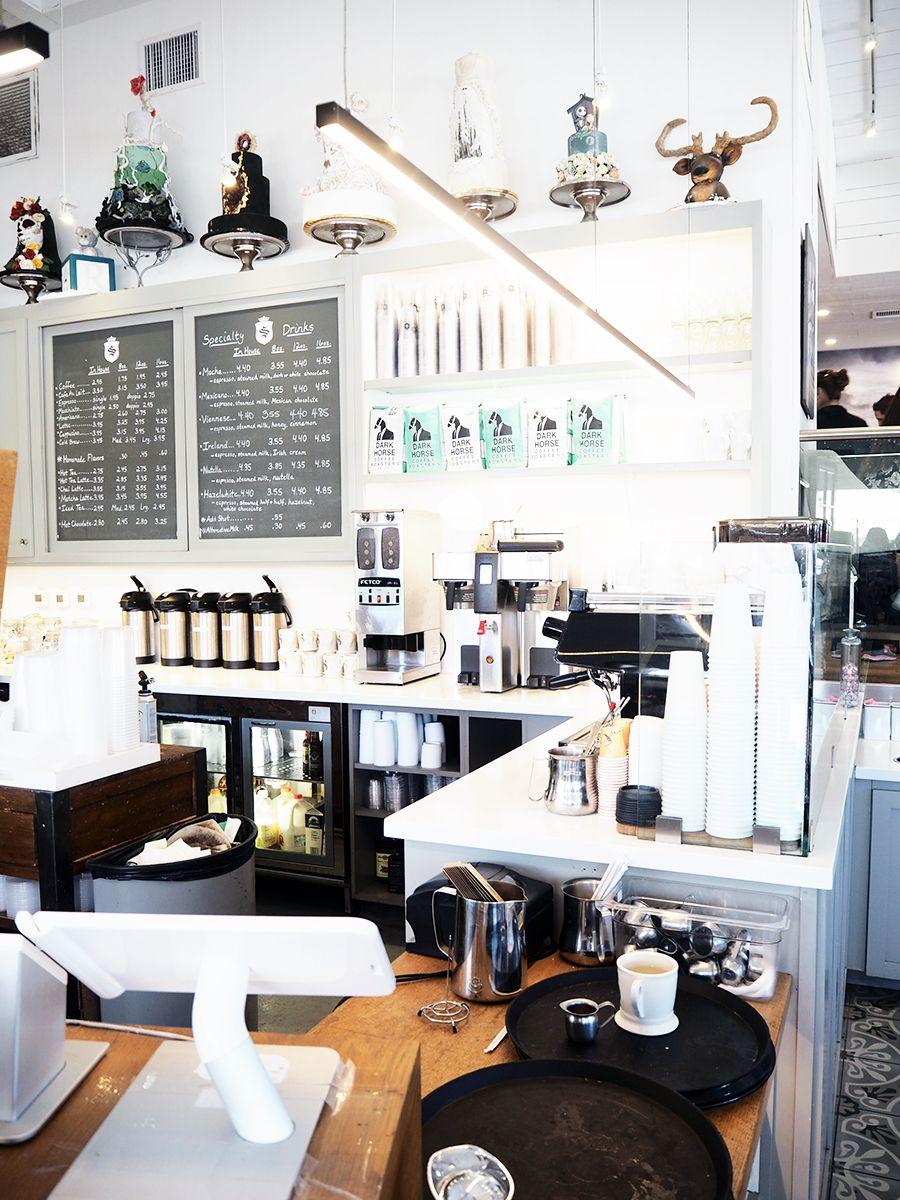 Sugar and Scribe restaurant in La Jolla, San Diego