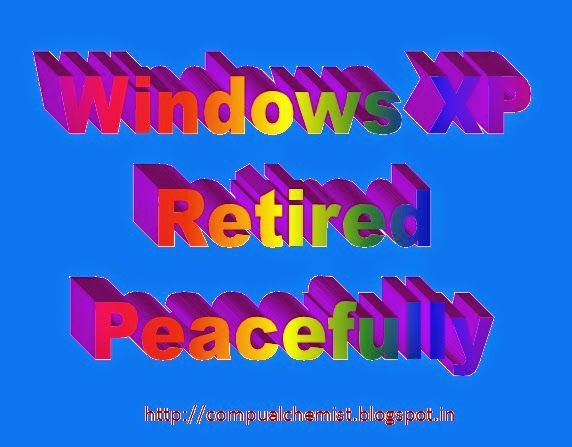 Secure Your Windows XP PC-Laptop After Microsoft Support Ended - ANURAG CHOUDHARY