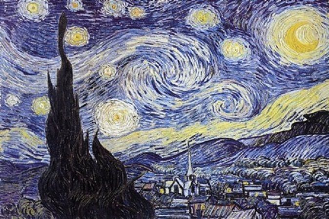 Top 20 Vincent Van Gogh Prints And Posters Gogh The Starry Night
