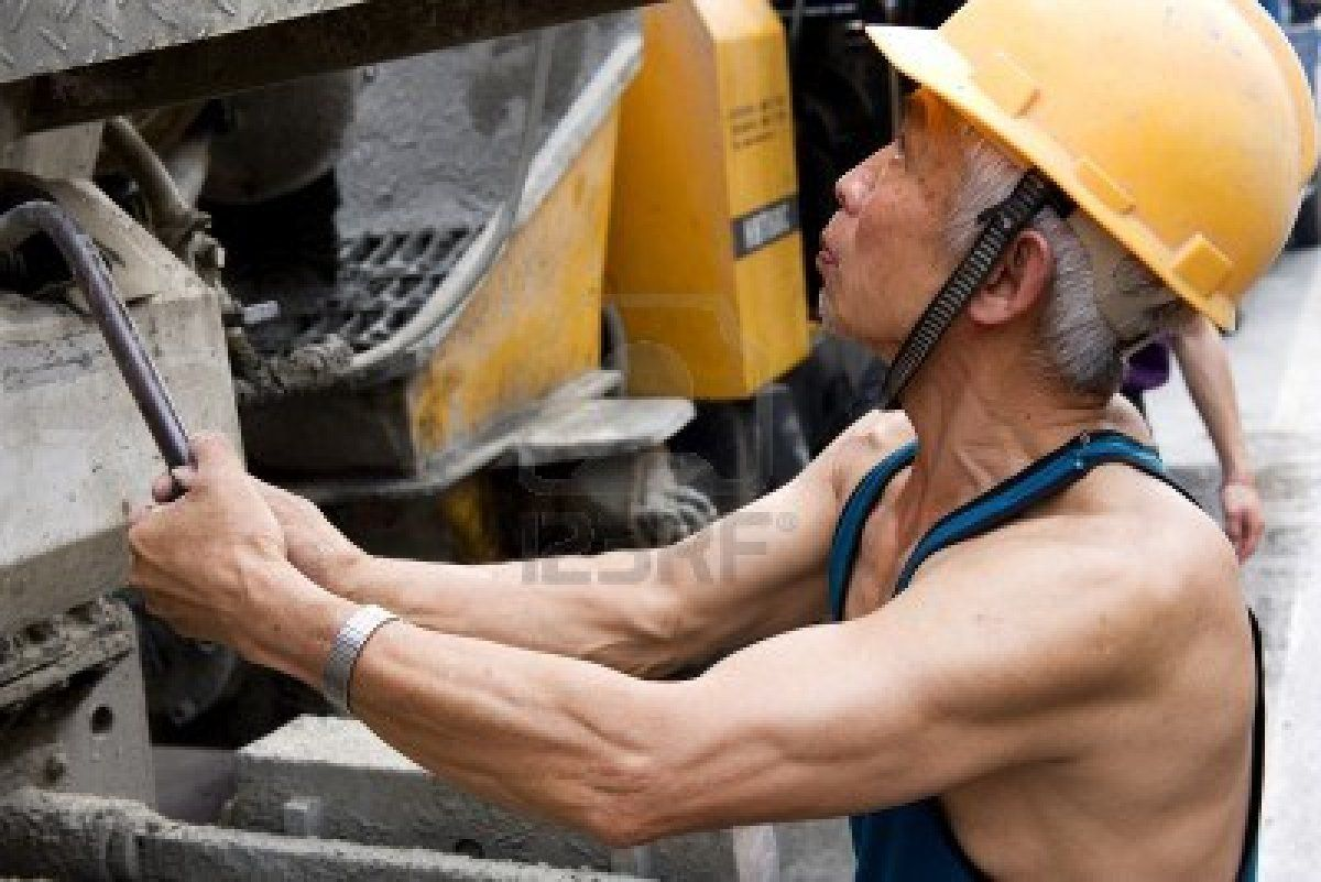 HardworkingLaborerOnConstructionSite  Job Duties