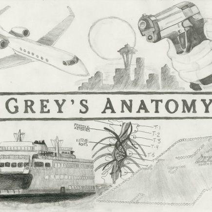 The Ultimate Grey S Anatomy Playlist Greys Anatomy Anatomy Anatomy Coloring Book