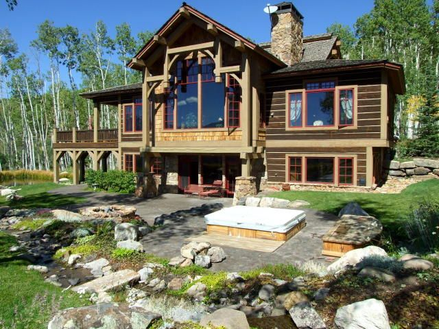 Colorado Colorado Real Estate Cabins And Cottages Rustic House