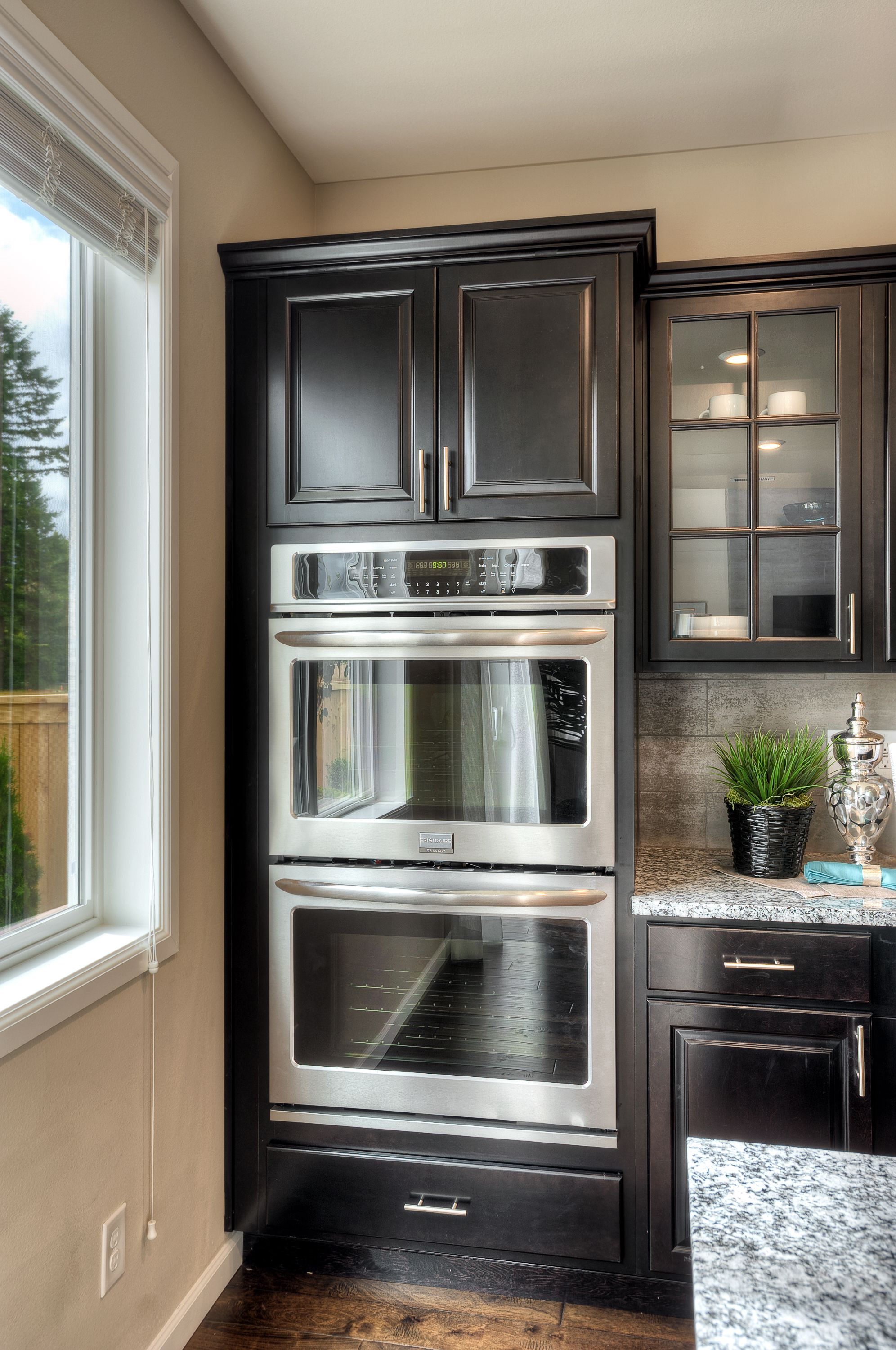 Double Ovens In The Carnation Floorplan Built In Lidera Wall Oven Kitchen Design Small Small Kitchen