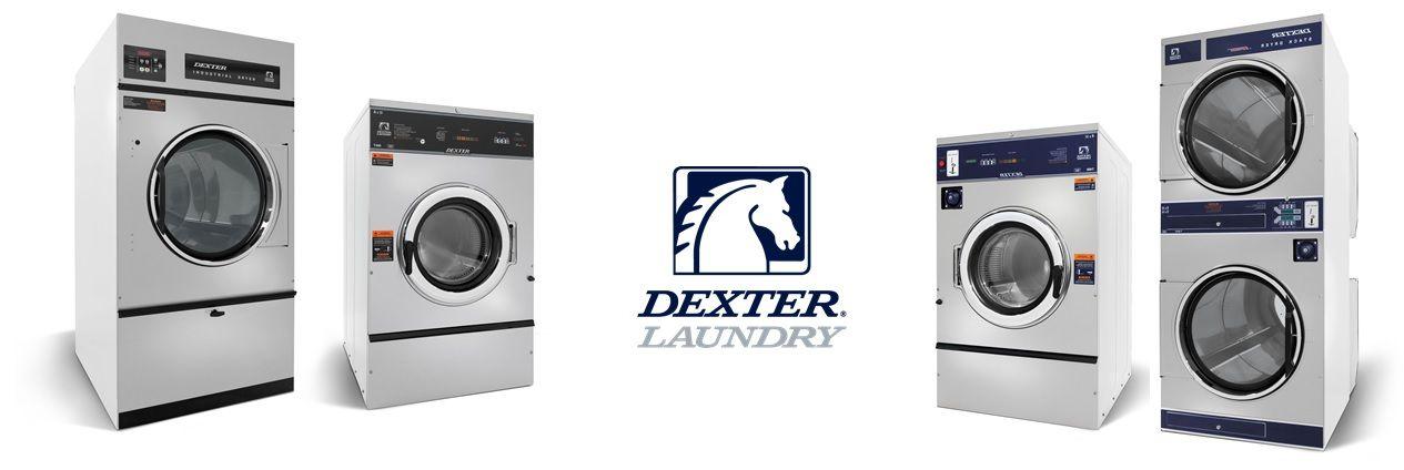 Dexter Equipment Coin Laundry Laundry Laundry Machine