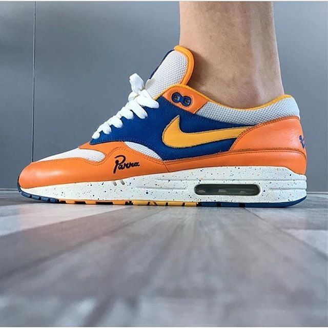 save off ccc9d ed035 Nike Air Max 1 Albert Heijn by  zneekes