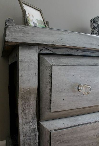 Repurposed End Table To Hidden Litter Box End Tables Litter Box