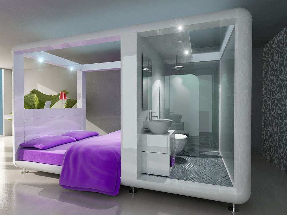 New Qbic Hotel Concept To Bring Design Led Affordability
