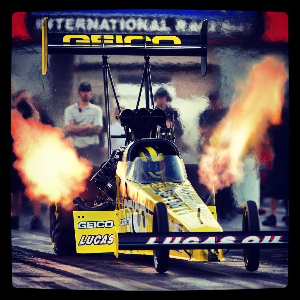 Testing at PBIR. Drag racing, Monster trucks, Racing
