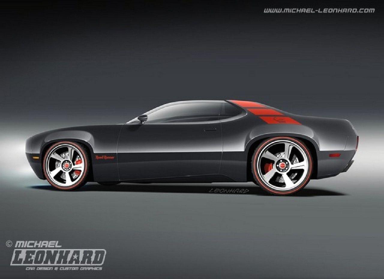 Road runner concept car