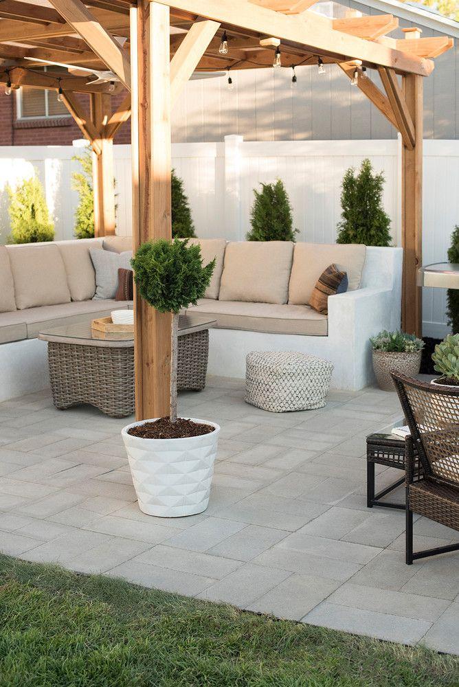 4 Cozy Outdoor Fall Decor Ideas Patio design, Backyard