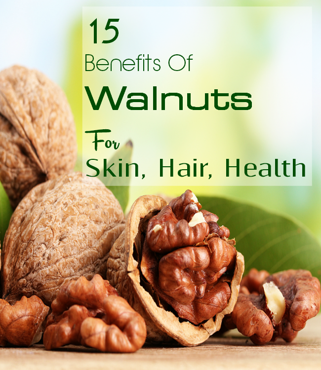 12 Incredible Benefits Of Walnuts | Health: Herbalism & Home