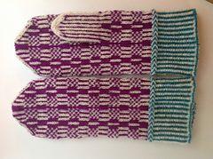 Kukkola pattern by Solveig Larsson