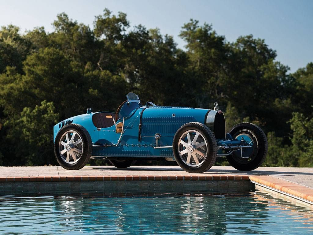 1925 Bugatti Type 35C at auction 1978282 Hemmings Motor