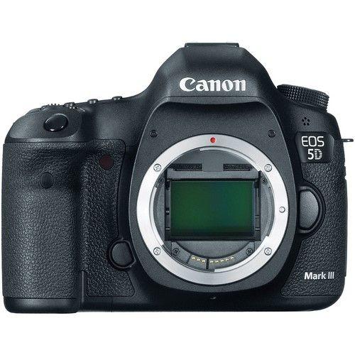 Canon Eos 5d Mark Iii 22 3mp Full Frame Cmos With 1080p Full Hd