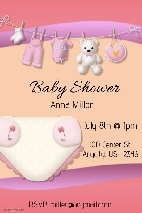 12947 templates, 53769 uses, 0 comments From United States About - baby shower flyer template free