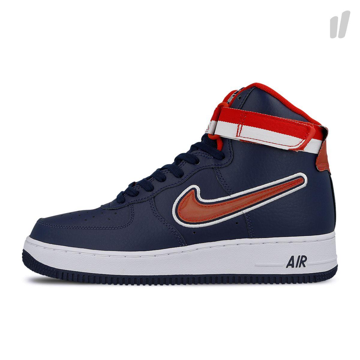 Nike Schuhe Air Force 1 High '07 Lv 8 Sport AV3938 400