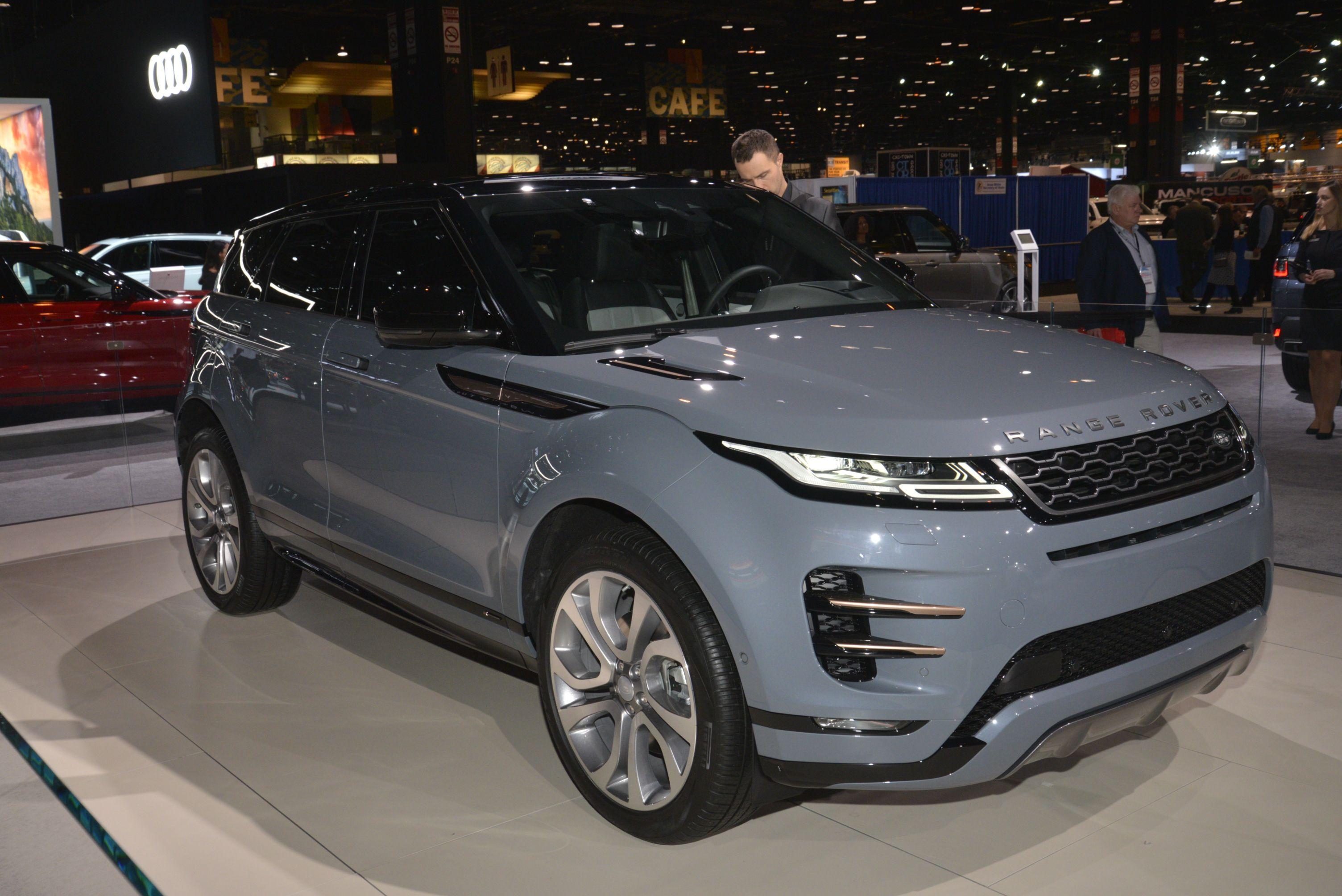 Der 2020 Land Rover Range Rover Evoque verleiht dem Offroader-Segment bei Höchs…