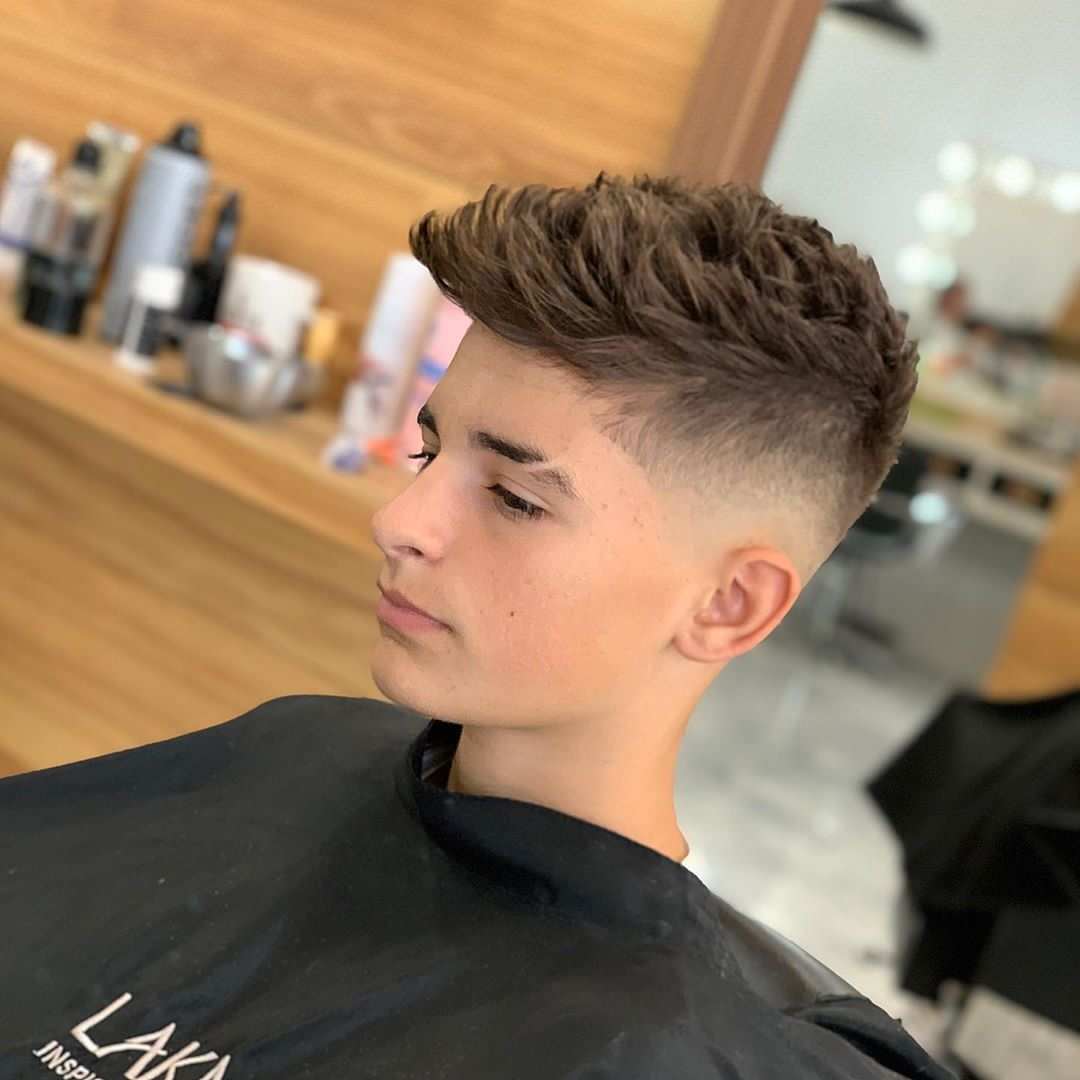 40 Best Haircuts For Teenage Guys 2020 Trends Short Hair For Boys Boys Long Hairstyles Men Hair Color