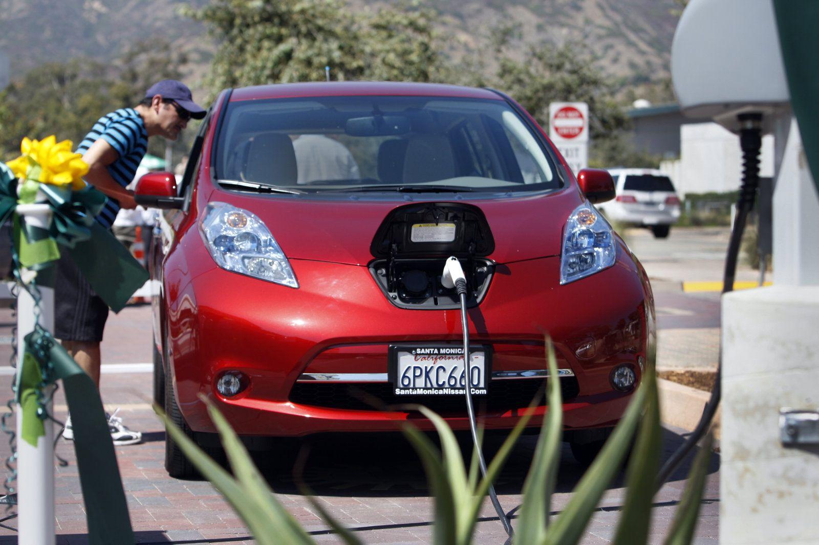 California power companies want 1 billion to build EV