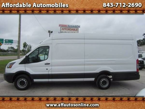 2017 Ford Transit 250 Van High Roof W Sliding Pass 148 In Wb El
