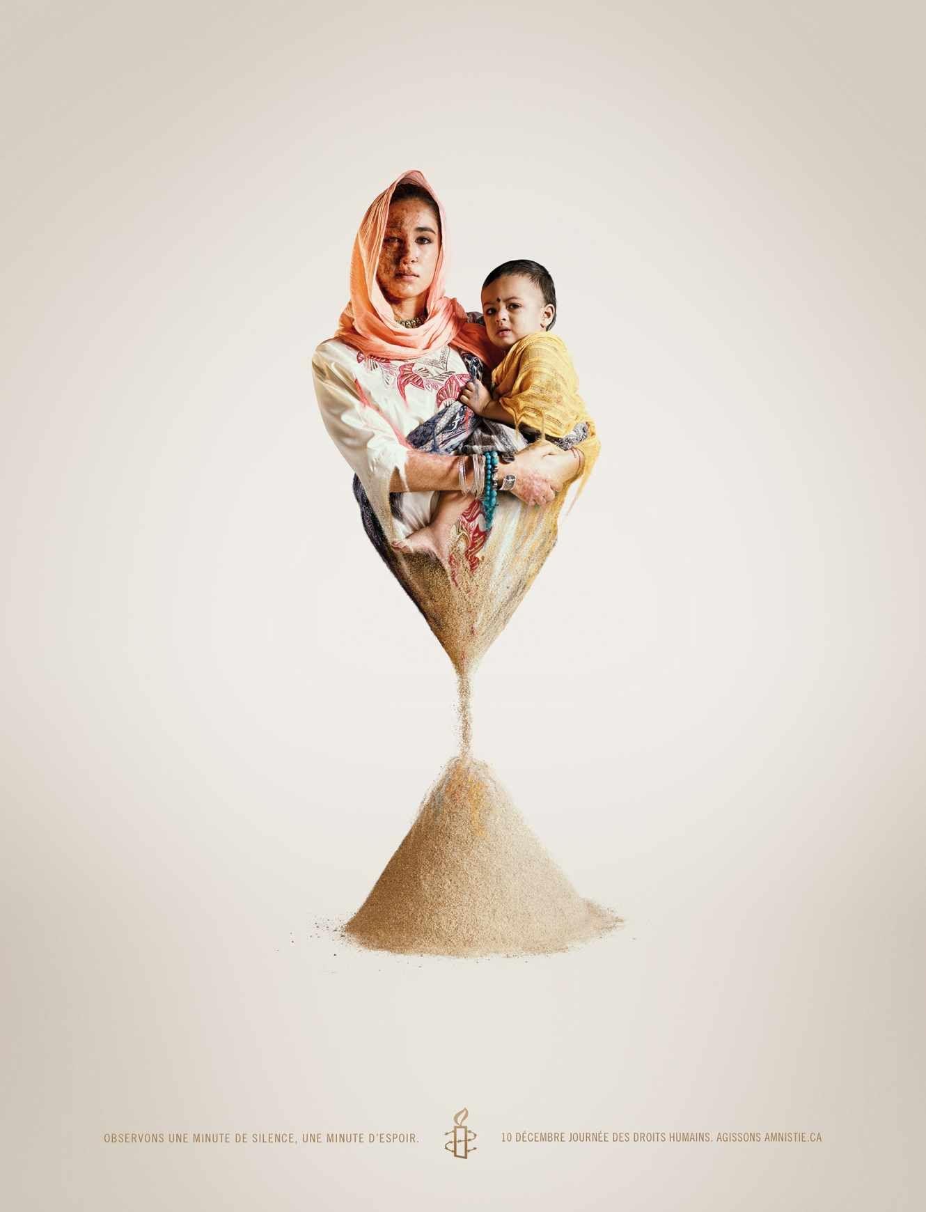 Amnesty International: Minute of hope, 1