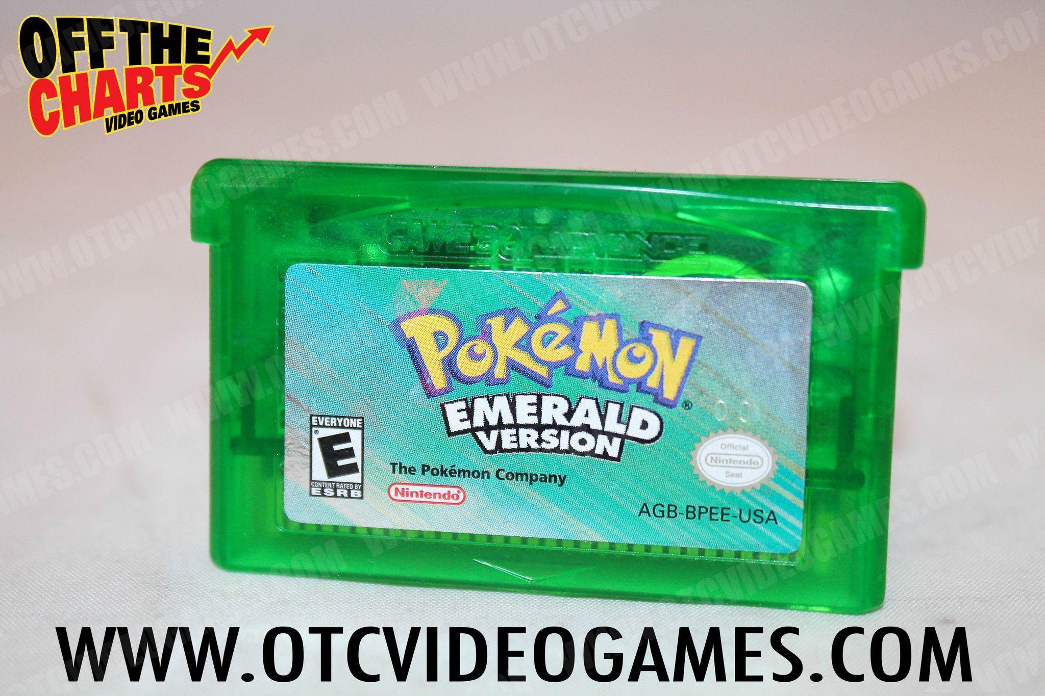 Emerald # Comprar Muebles Pokemon Esmeralda