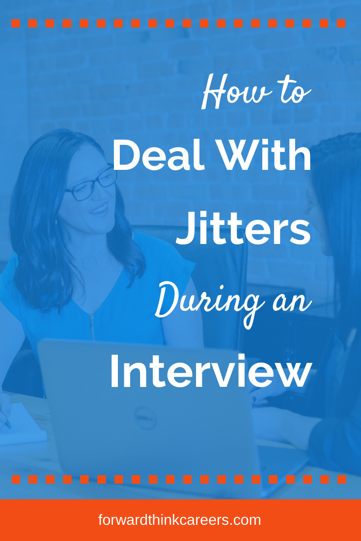 How To Gracefully Handle Interview Jitters In 2020 Interview Tips Job Interview Advice Job Search Tips