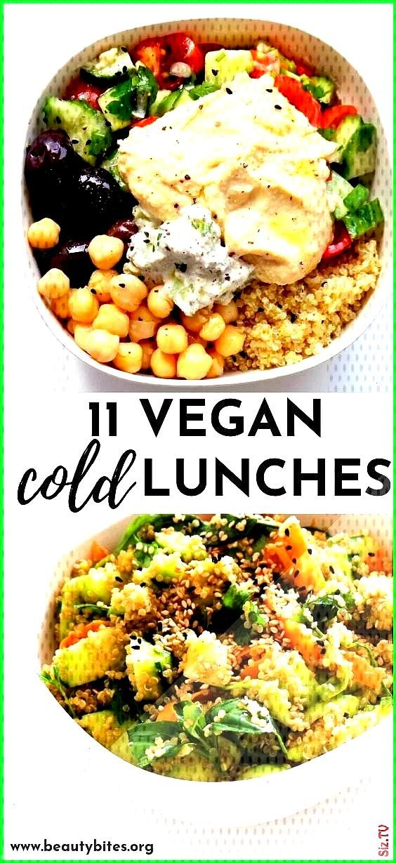 Clean Eating Cold Lunches Easy Vegetarian Ideas Beauty Bites 11 Clean Eating Cold Lunches Easy V