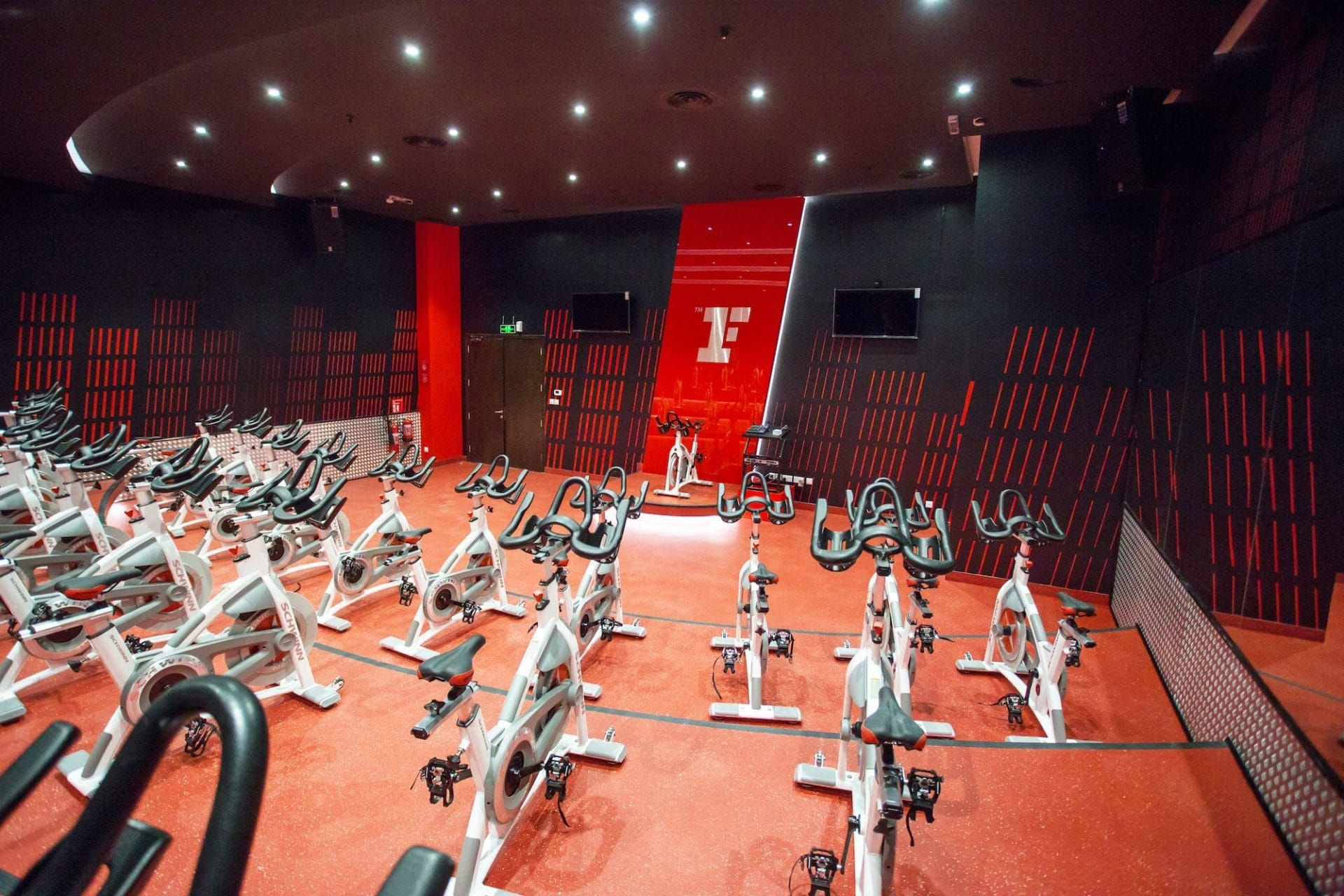 Saudi arabia gym holl consulting gym design and fitness