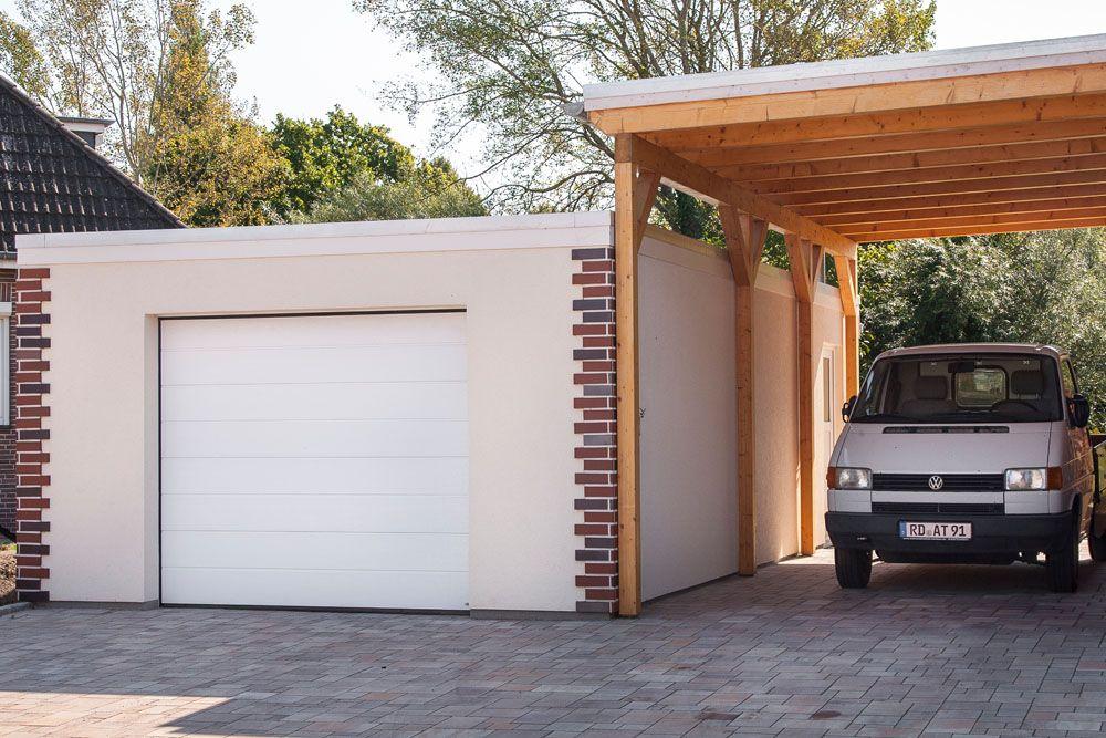 Carport Vordach Terrasse Oder Gartenhaus Contract Vario