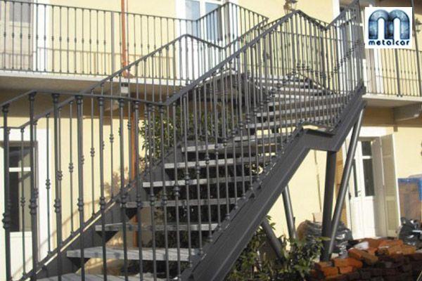 Scala Da Esterno In Ferro : Scale in ferro da interno la nostra carpenteria realizza scale da