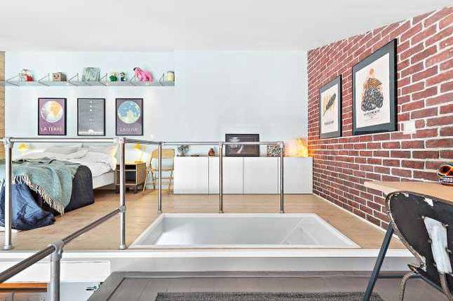 Du haut de la mezzanine (PLANETE DECO a homes world) | Mezzanine ...